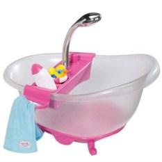 Интерактивная игрушка Zapf Creation Baby Born Ванна