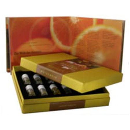 Аромабар — набор ароматов белых вин