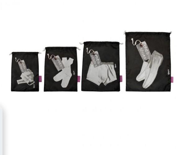 Мужской набор из 4 мешков для путешествий Man