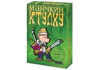Настольная игра Манчкин. Ктулху (2-е рус. изд.)