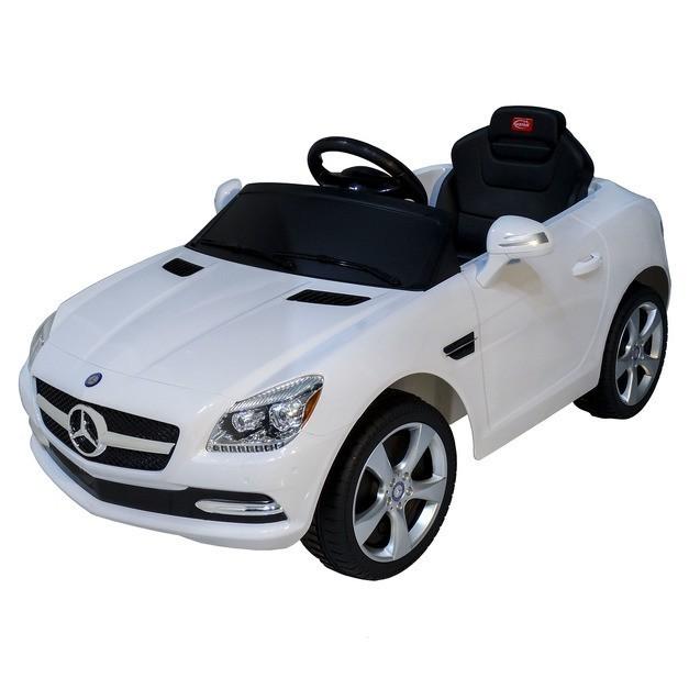 Радиоуправляемый электромобиль Rastar Mercedes SLK White