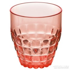 Коралловый стакан Tiffany