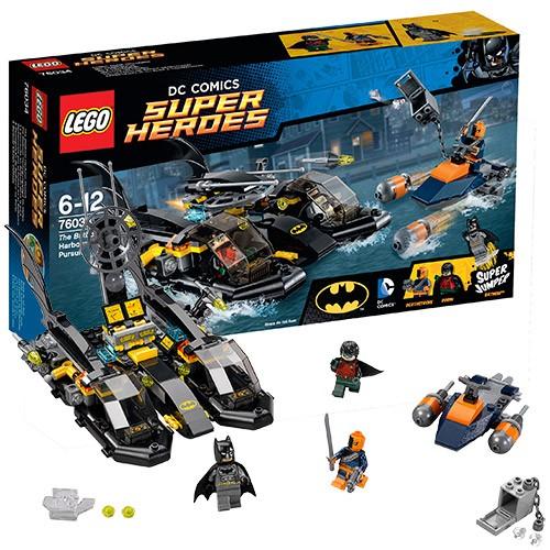 Конструктор Lego Super Heroes Бэтмен