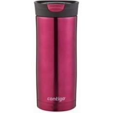 Розовая термокружка Huron
