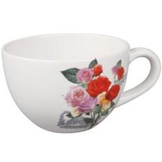 Бульонница на 520 мл Разноцветные розы Rosenberg