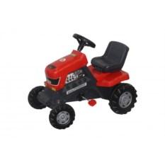 Каталка-трактор с педалями Turbo