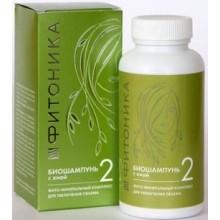 Биошампунь «Фитоника» №2 для увеличения объема волос
