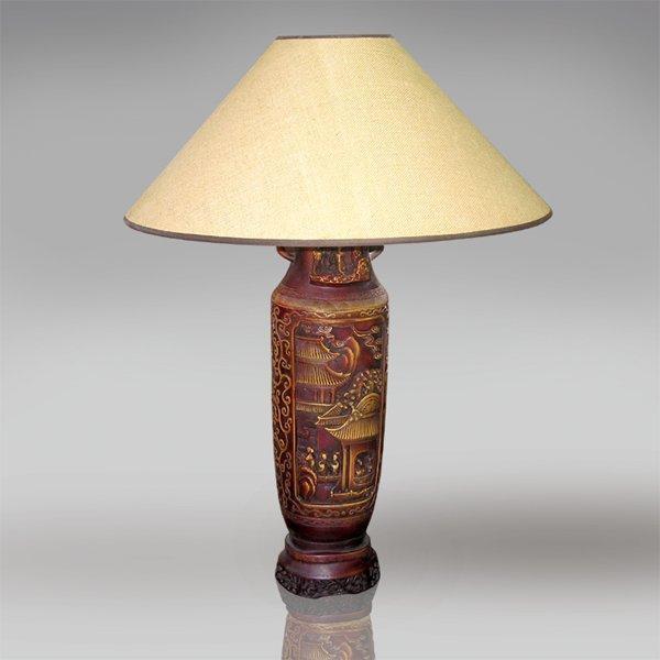 Светильник «Китайская ваза»
