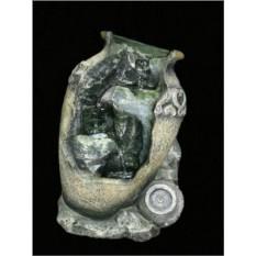 Декоративный фонтан Каменный кувшин