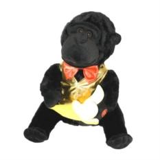 Мягкая игрушка поющая Горилла с острова Таити