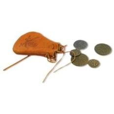 Мешочек со старинными монетами