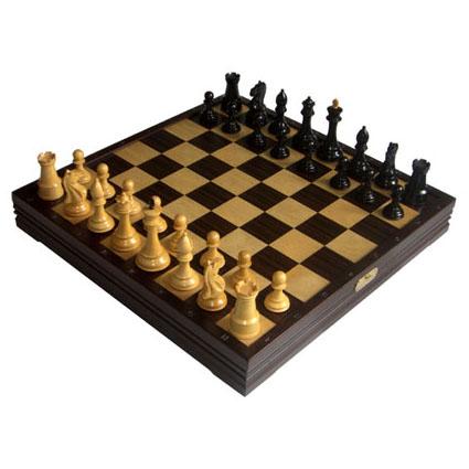 Шахматы большие с утяжелением