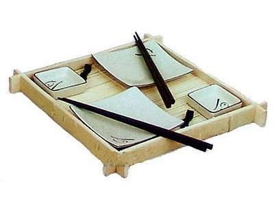 Подарочный набор для суши «Облака»