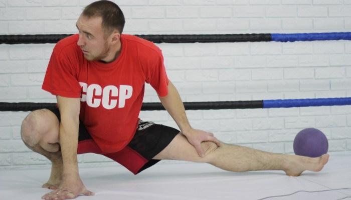 Кроссфит в «Фабрике бойцов»