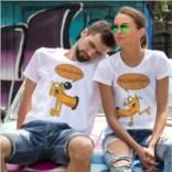 Парные футболки «Котопёс»