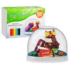 Набор для творчества «Создай Волшебный шар. Совы и Зайчики»