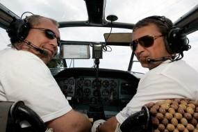 Подарочный сертификат Школа пилотирования на самолете Cessna