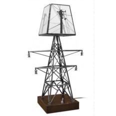 Настольная лампа ЛЭП