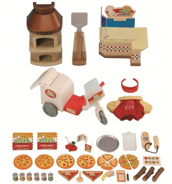 Sylvanian Families Игровой набор Пиццерия