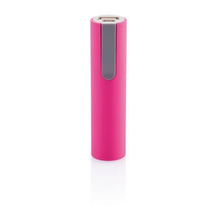 Розовое зарядное устройство 2200 мА/ч