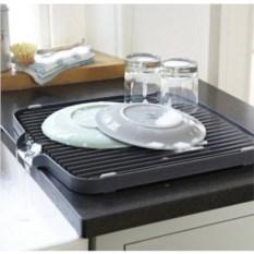 Двусторонняя сушилка для посуды со сливом Flip