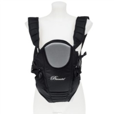 Черно-серый рюкзак-переноска Becute Baby 3 в 1