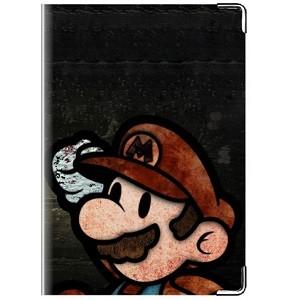 Обложка для паспорта Super Mario