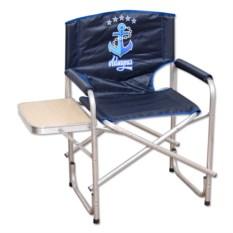Складное алюминиевое кресло со столиком Адмирал