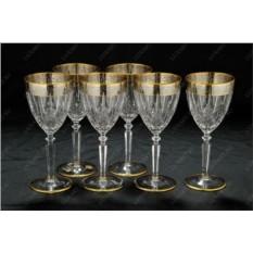 Хрустальные бокалы для вина (фужеры)