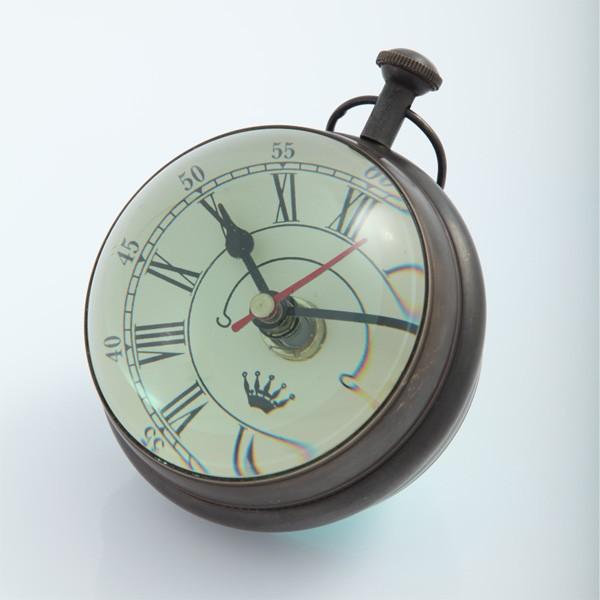 Медные часы «Цусима»