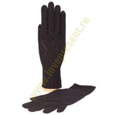 Перчатки Paris, черные