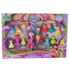 Набор из 2 кукол с аксессуарами Disney Fairies Дисней Фея
