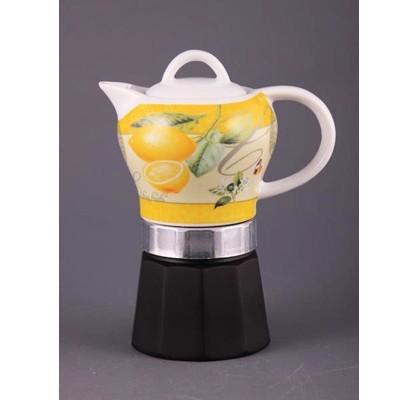 Кофеварка гейзерная «Кофе-Лимон»