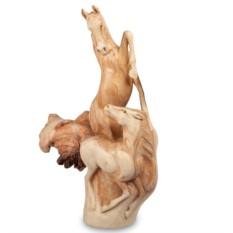 Статуэтка Лошадь с жеребенком (35 см.)