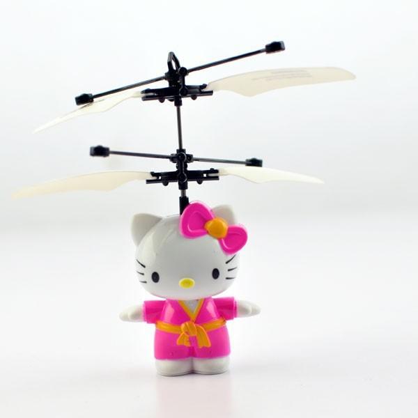 Радиоуправляемая игрушка Вертолет Hello Kitty