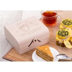 Подарочный набор мёда Для подруги