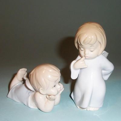 Статуэтки ангелов Милашки