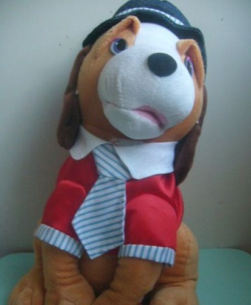 Поющая игрушка Собачка Ухажёр