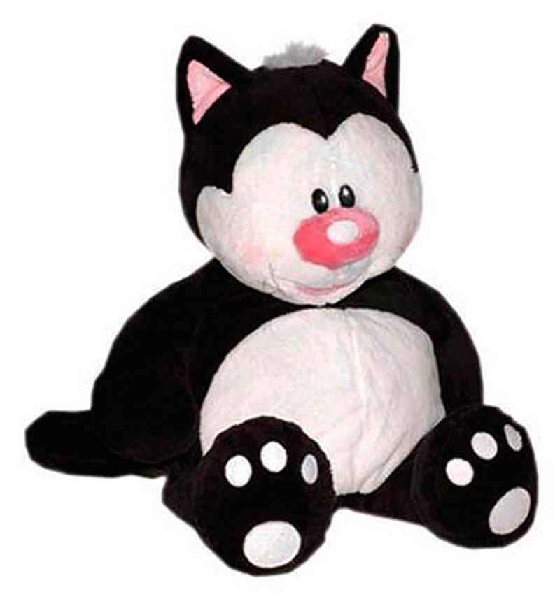 Мягкая игрушка Gulliver Кот-Котя (сидячий)