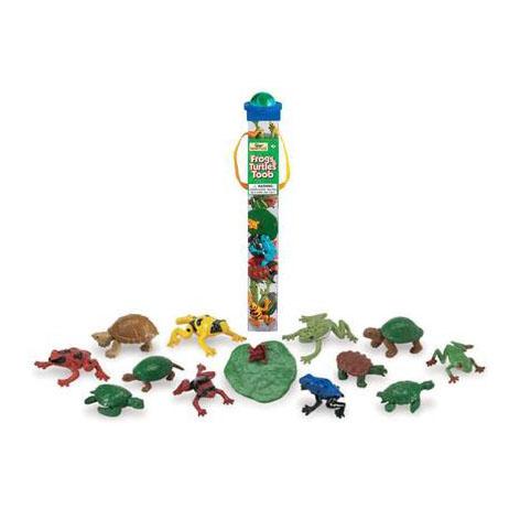 Лягушки и черепахи