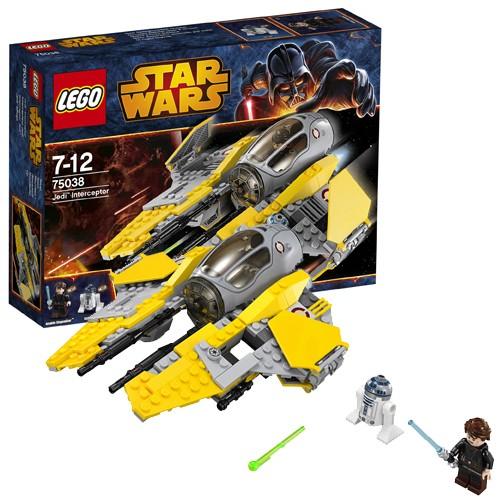Конструктор Lego Перехватчик Джедаев Star Wars