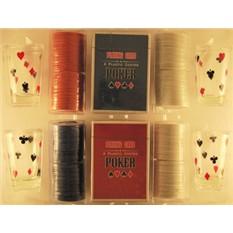 Настольная игра Пьяный покер, 200 фишек