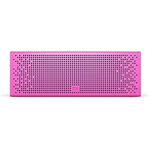 Портативная колонка Xiaomi Square Box 2 Pink с Bluetooth