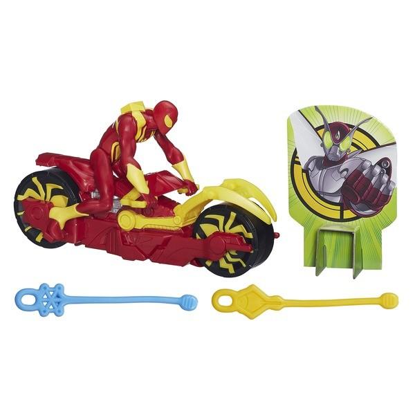 Боевая машина Человека-Паука от Hasbro