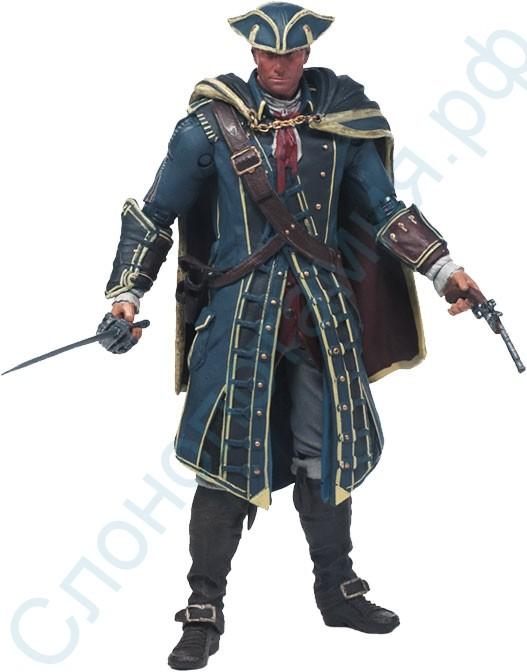 Фигурка Assassin's Creed Haytham Kenway