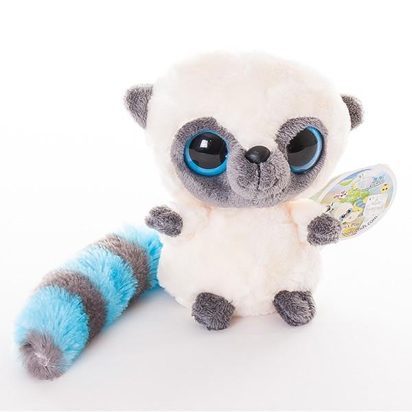 Мягкая игрушка Юху и его друзья. Юху голубой (12 см)