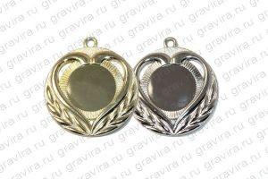 Медаль с сердцем