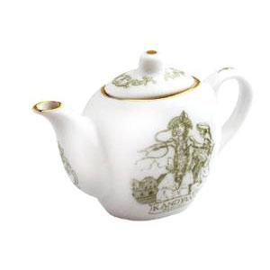 Чай чёрный в мини-чайнике «Восточном»