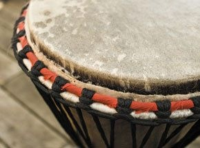 Сертификат Африканские барабаны для двоих