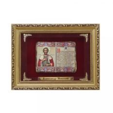 Православное панно Александр Невский